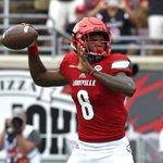 Louisville quarterback Lamar Jackson trying to become Browards first Heisman winner https://t.co/SvxXQbCqkx https://t.co/4NGKW6KCLi
