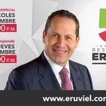 ¡Ya solo falta una hora para el #5oInformeEruviel. No te pierdas la transmisión en vivo! @eruviel_avila https://t.co/LxYyNv0rxq