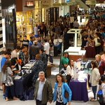 WCS College Fair at Coolsprings Mall is packed! Page High is representing!! https://t.co/Jr5nzJgvOa