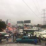 """""""@AztecaNoticias: Ermita Eje 6 CDMX colapsadas Inundaciones impiden circulación, automovilistas atrapados en tráfico https://t.co/iaUWGKGi8p"""