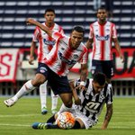 Junior clasifica a cuartos de la #CopaSudamericana luego de superar 4-3 en penales a Montevideo Wanderers. https://t.co/rVtTGUiGvW