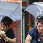 Deadly Typhoon Smashes Into Taiwan, But It Doesnt Stop Her From Enjoying Her Pork Bun https://t.co/5XJy2cVTt8 https://t.co/eOMYRNi8im