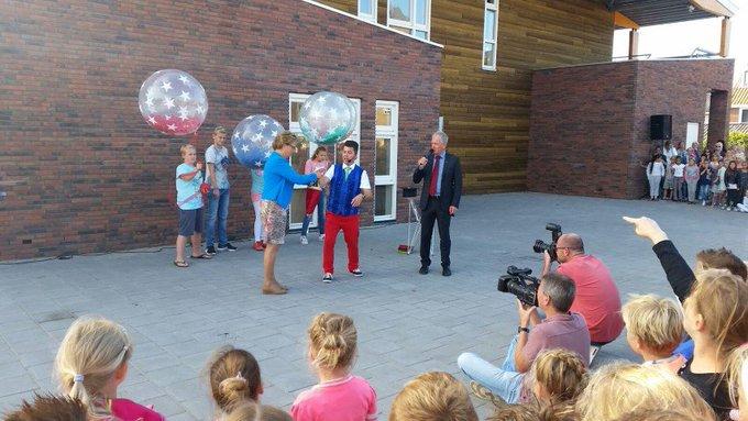 Nieuwe schoolgebouw WSKO De Zeester feestelijk geopend https://t.co/30hOR7zKwm https://t.co/WGIAyCSOW7