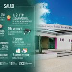 #5oInfirmeEruviel Cuidando la salud de los mexiquenses @eruviel_avila https://t.co/8lZe2G6CnN
