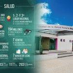 Felicidades Gob. @Eruviel_Avila por los más de 7 bancos de leche construidos. #5oInformeEruviel https://t.co/hbfXsoSb0t