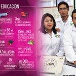 Mexiquenses mejor preparados #5oInformeEruviel en https://t.co/3AaZsx43sh #HablemosDeEducación https://t.co/CnXcMibEJq
