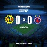5 @ClubAmerica 0-0 @ClubTiburones #VamosAmérica https://t.co/Pi27kZjUTn