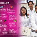 El estado de México es la entidad que más invierte en la educación #5oInformeEruviel ¡En vivo! @eruviel_avila https://t.co/GficPhpEWj