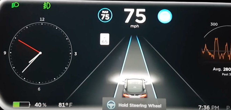 Autoblog @TheRealAutoblog: This is what happens when you ignore @TeslaMotors Autopilot warnings https://t.co/fFMnFT307v https://t.co/XmI4zMapic