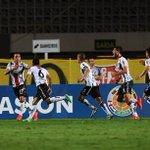 FIM DE JOGO! Flamengo 1x2 Palestino/CHI (ida: 1x0) 🏆 Copa Sul-Americana - oitavas - Palestino classificado! https://t.co/lJddxCKhNa