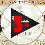 Date #Las3DelDía   Nadie puede tirar la primera piedra en cuanto a corrupción: @EPN https://t.co/YicX0AHR66 https://t.co/Q7R8q9ULxO