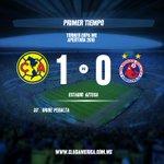 36 @ClubAmerica 1-0 @ClubTiburones #VamosAmérica https://t.co/Q2PlPYVKbC