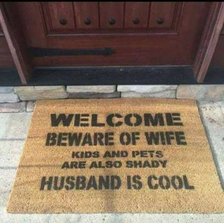 Need this doormat ASAP. https://t.co/9wi8tOPyu3