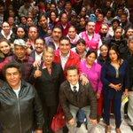 ¡Desde el Distrito II Toluca reconocemos y felicitamos al Gobernador @Eruviel_Avila por este #5oInformeEruviel! https://t.co/DvuS1DEjDy