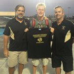 Varsity boys polo player of the week is Zach Fookes ⚡️ https://t.co/pC4xV0FJSQ