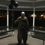 FYI THERE ARE FUCKING CLOWNS LURKING ERIE PA STAY THE FUCK BACK THESE THINGS ARE KILLERS https://t.co/BS85C4Zm7C