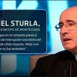 Entrevista completa al cardenal y arzobispo de Montevideo, Daniel Sturla https://t.co/qSBsNMBTqU https://t.co/3chEc1WIYh