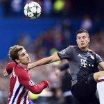 CHAMPIONS LEAGUE: Atlético de Madrid lo volvió a hacer: venció a Bayern Munich https://t.co/fQubKUNbWA https://t.co/fitVPU1UY9