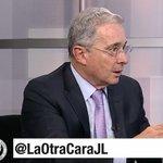 """#ENVIVO: @AlvaroUribeVel @LaOtraCaraJL """"La democracia no puede ser una segunda Venezuela"""" https://t.co/VJBkcVdXGb https://t.co/ID8L7XrBN1"""