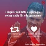 Nadie está libre de corrupción: @EPN. Nota vía @MT_enMEXICO https://t.co/NbgejKMHcC https://t.co/FdggnG5Ltn