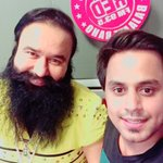 The most versatile person in the history of world cinema @gurmeetramrahim tomorrow 8am with me. #MSGwithRjraunac @insan_honey https://t.co/GSO02bru87