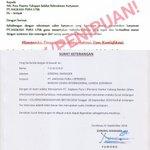 #jogja @angkasapura172 Waspada Penipuan Pemanggilan Interview yg mengatasnamakan PT. Angkasa Pura I (Persero) https://t.co/xG0NNuiECu