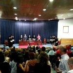 Venimos al acto de inauguración de la Universidad de Huelva, y @susanadiaz planta a Huelva por su guerra en Madrid https://t.co/iXgM3P3BuT