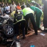 Two EC Returning officers killed in gory accident | More here: https://t.co/YmBKOZ2lgU #CitiCBS https://t.co/jtqL6Mg3q0