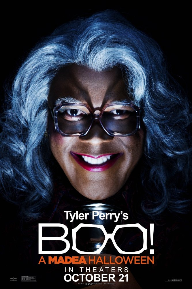 tyler perrys boo a madea halloween gets new posters https
