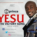 Da Prince – Yesu (The Victory Song) (Prod by Appietus) https://t.co/f3n6HmbaZE https://t.co/XlDSzfyiRq https://t.co/secvgEhhBa