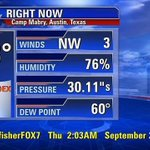 Scott Fisher Says: Its 2:25am....and I must admit... Its pretty comfy here in the ATX at 68°! #Austin #Texas https://t.co/7ydvOdTFI2