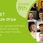WIN TICKET enter free prize draw https://t.co/nUUNu2jwPU to #Tech Exeter Conference 8th Oct. https://t.co/76f6wzfjax