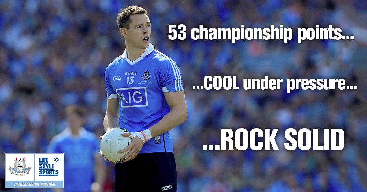 Pressure's for tyres. Not for Dean Rock. #COYBIB #DUBvMAY https://t.co/e9ABgFw76L