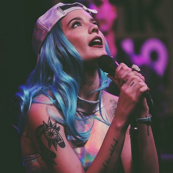 #HappyBirthdayHalsey: Happy Birthday Halsey