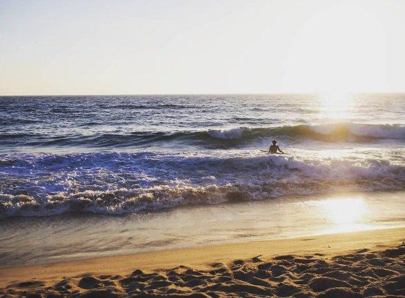 Beautiful sunset 🌅🌅🌅 #arholiday #ホリデー #began #surfin #yoga #california #wellness #athleisure https://t.co/eItNygDEKB