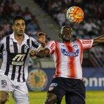 Junior se asustó, pero logró meterse a cuartos de final de la Sudamericana https://t.co/bp2XNh1AoL #MañanasBLU https://t.co/q48fuZr20C