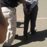 Hawks arrests some Home Affairs officials at the Maseru Border Gate @BfnCourant @OFMNews9497 #HawksMaseruArrest https://t.co/Awob8gzOuV