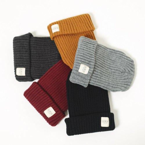 Watch cap!秋冬コーデのポイントに1つは持っておきたいニット帽。 定番カラーや季節を演出するカラーなど豊富な5色展開。ZOZOTOWN店→https://t.co/0HPlMntdlr https://t.co/yrilERd61i
