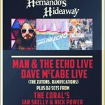 @ManandTheEcho @davemcCabe1 and @thecoralband in Warrington in a few weeks time - should be a hoot... https://t.co/jjvJReFCDq