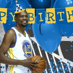 #DubNation, please join us in wishing @KDTrey5 a very Happy Birthday 🎈 https://t.co/nTaEPb98U8