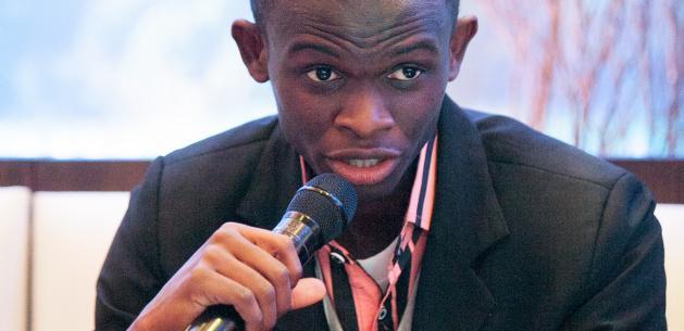 Te presentamos a nuestro periodista del mes: @EbenezarWikina https://t.co/0Edb4yXbQd https://t.co/kUsDyjIn4A