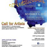 Artists: #ArtilciousWindsor at @CaesarsWindsor w/ @kidneyontario Submission Deadline Oct 1 #YQG #CBCeyes https://t.co/2LvKkNOK3t