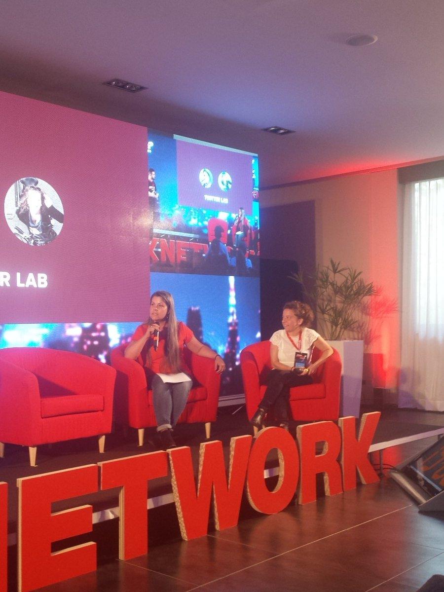 Ecco @CorinnaCora e @merygreiss di @Twt_Lab che ci presentano i dati della giornata #okday2016 https://t.co/6vH1J9yLeT