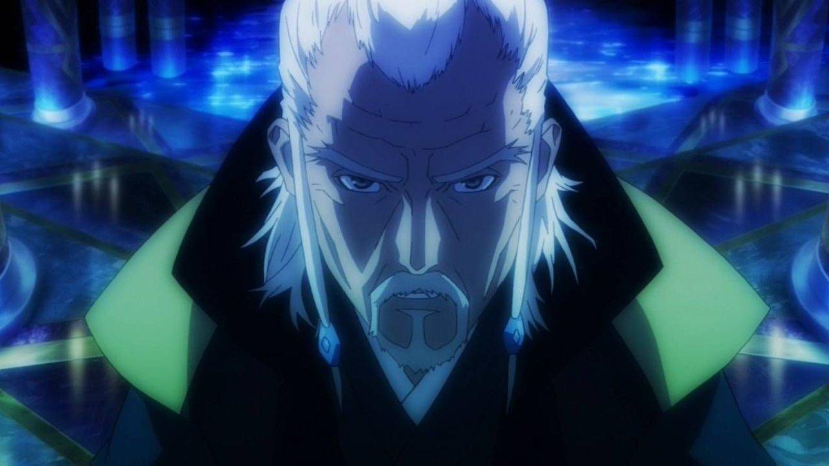本日9月30日は「K」の「御前」第二王権者「黄金の王」國常路大覚の誕生日。おめでとう♪#K #anime_k#國常路大覚