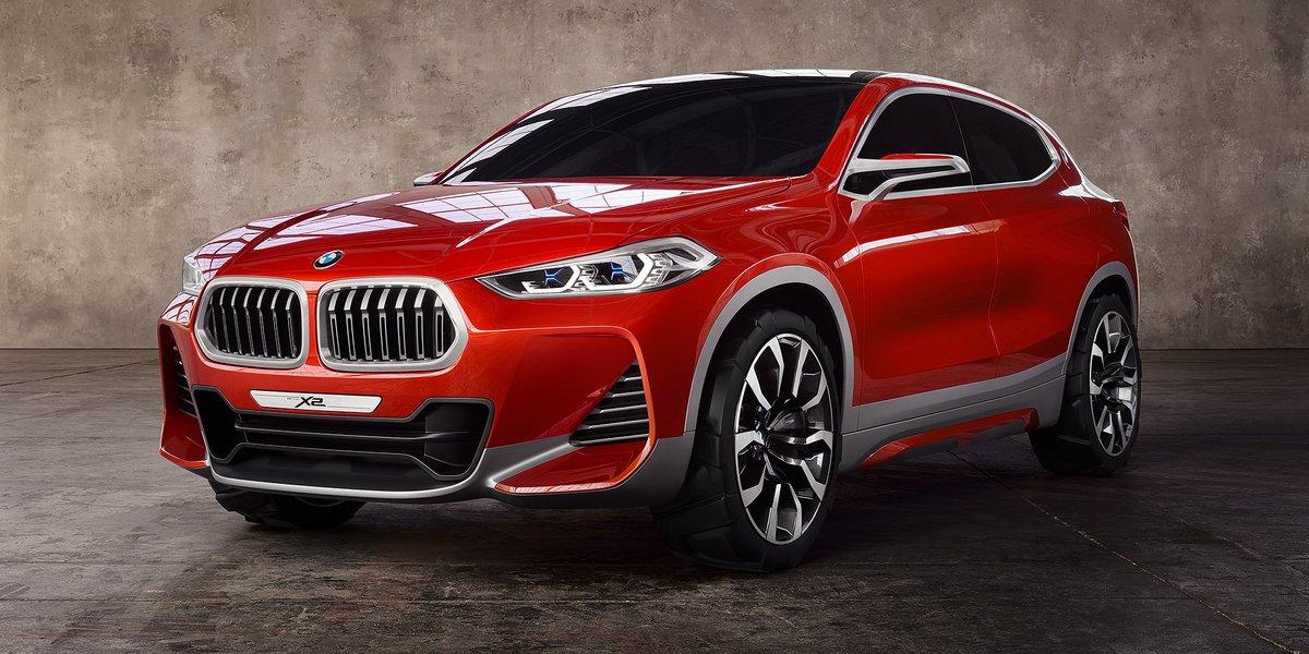 No hay nada como lo auténtico . #BMW Concept #X2. #BMWparis #MondialAuto https://t.co/oLUL7U7WTz