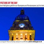 YEPleeds Your Pic of the Day https://t.co/SQMwKi2asd @LeedsTownHall #leeds #Rio2016 https://t.co/NmydF2of1i