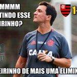 .@Flamengo vira chacota na web após ser eliminado pelo @CDPalestinoSADP na Sul-Americana https://t.co/1x0G4xiFSI https://t.co/cIYe6yQAWf