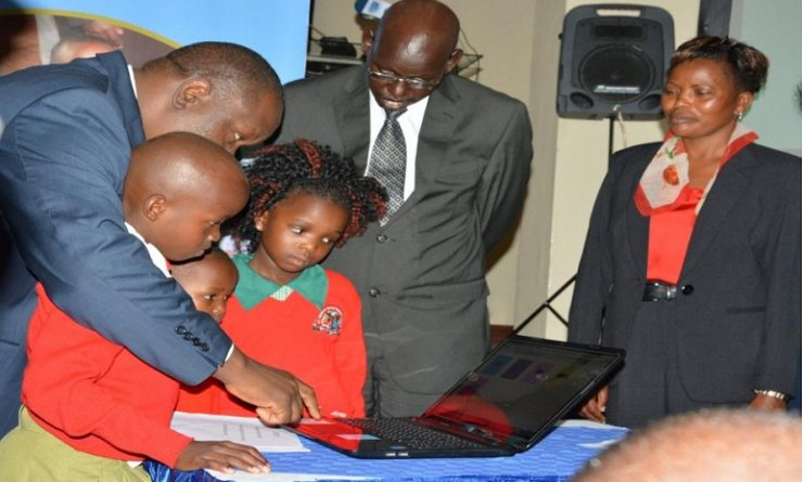 State begins distribution of 1.2 million school laptops