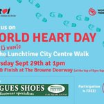 Were off to do the @CroiCharity #WorldHeartDay lunchtime walk with @GalwayLatinQtr @TheDailBar1 & @TheFrontDoor1! https://t.co/qQwHe6bVRv