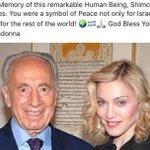 Мадонна посвятила памяти Шимона Переса пост в Facebook с изображением флага Аргентины https://t.co/4fLDbBPgBi https://t.co/w7RqdhJmZ3